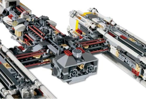 Amazon.com: LEGO Star Wars Set #10134 YWing Attack Starfighter: Toys ...