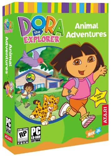 Dora the Explorer: Animal Adventures - PC