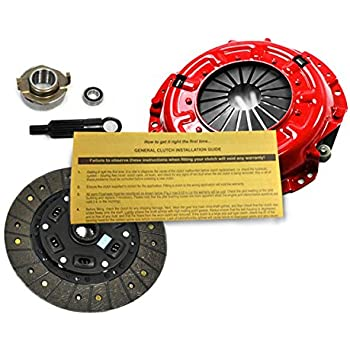 EFT STAGE 2 HD CLUTCH KIT FOR 1999-2005 CHEVY TRACKER / SUZUKI GRAND VITARA 2.5L