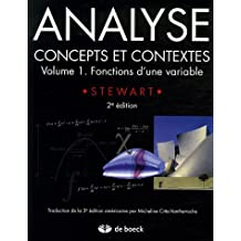 Analyse volume 1           2/e a une variable