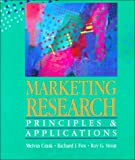 Marketing Research Reprint, Crask and Fox, 0139110259