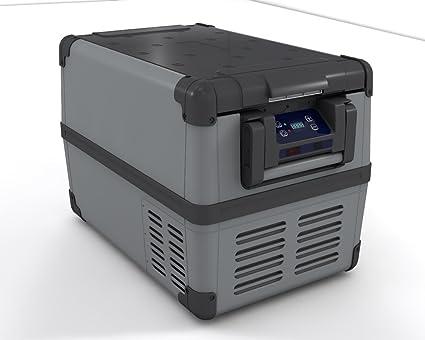 Amazon.es: Frigorífico-congelador portátil Djebel, compresor, 45 ...