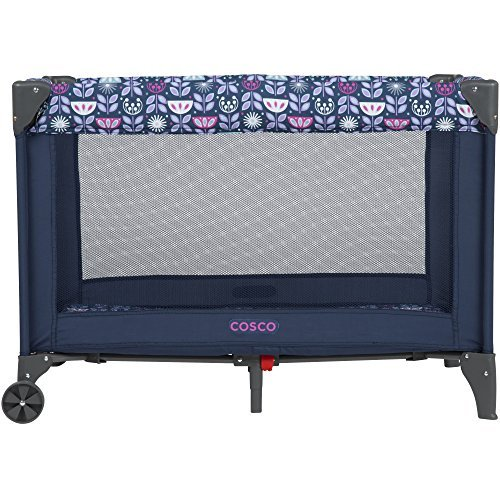 Cosco Funsport Play Yard, Poppy Field by Cosco -