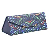 Best Glasses Cases - Rancco® Eyeglass Case Foldable Sunglass Storage Protector, Magnetic Review