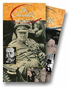 The Churchills [USA] [VHS]: Amazon.es: Queen Elizabeth II