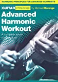 Advanced Harmonic Workout-Guitar, Michael Morenga, 0825682215