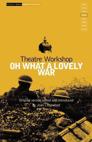 Buy cheap Oh What A Lovely War (Modern Classics)