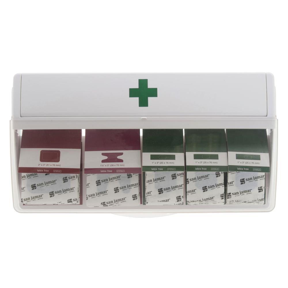 San Jamar Mani-Kare Bandage Dispenser - 12
