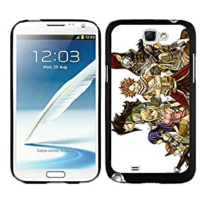 Fashionable Fairy Tail 4 Black For Case Iphone 6 4.7inch Cover