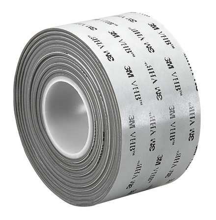 (3m Acrylic Foam Double Sided VHB Foam Tape, Acrylic Adhesive, 62.00 mil Thick, 3/4