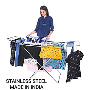 Stainless Steel Foldable Cloth Dryer Stand
