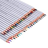Ohuhu 48-color Art Colored Pencils/ Drawing Pencils for Artist Sketch / Secret Garden Coloring Book