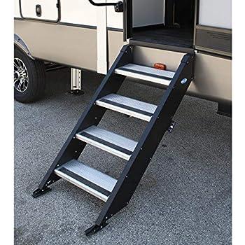 Amazon com: MOR/ryde STP42705H Fold Up 4 Step: Automotive