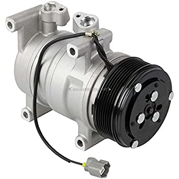 AC Compressor & A/C Clutch For Honda CR-V 2002 2003 2004 2005 2006 - BuyAutoParts 60-00840NA New