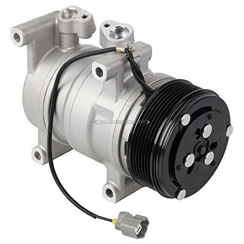 Brand New Premium Quality AC Compressor & A/C Clutch For 2002-06 Honda CRV - BuyAutoParts 60-00840NA New