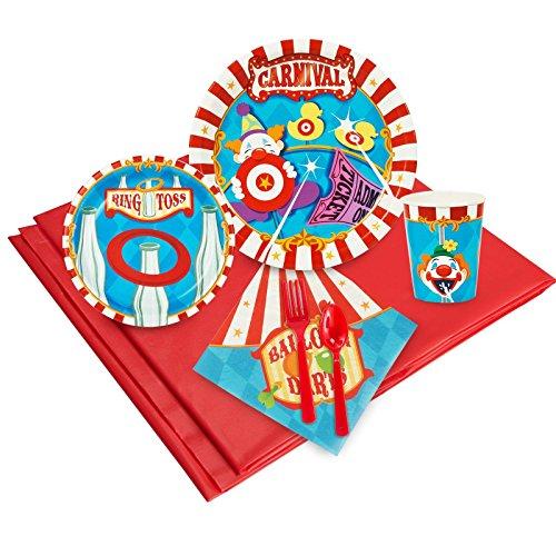 carnival birthday supplies - 5