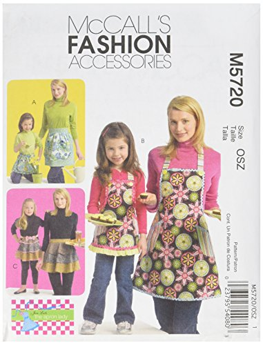 McCall's Patterns M5720 Misses'/Children's/Girls' Aprons ()