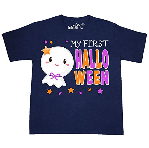 inktastic - My First Halloween- Youth T-Shirt Youth