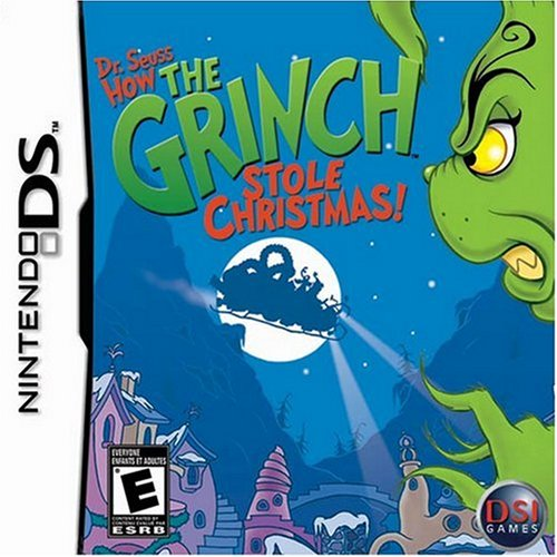 Dr. Seuss: How The Grinch Stole Christmas - Nintendo