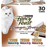 Purina Fancy Feast Gravy Lovers Poultry & Beef