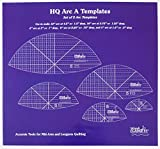 Handi Quilter Arc A Templates (Pack of 5)