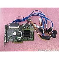 Dell UN939 0UN939 PERC 5i/R PCI-E x4 SAS RAID Controller Card UCS-51 + Cables