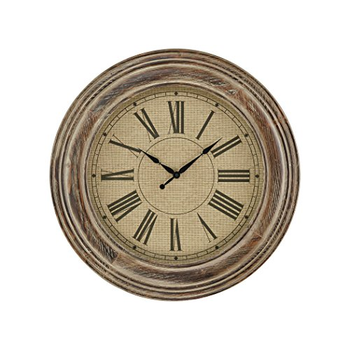 Pomeroy 916595 Pinehurst Wall Clock by Pomeroy
