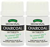 - Braggs Medicinal Charcoal Tablets | 100s | - SUPER SAVER - SAVE MONEY by Braggs Medicinal