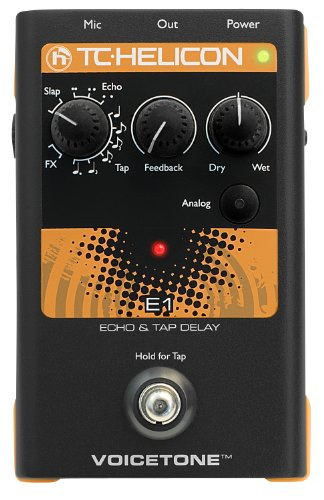 TC Electronic Singles VoiceTone E1 Vocal Effects ()