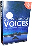 Front cover for the book Voices: Short stories from the Seychelles Islands by Glynn Burridge