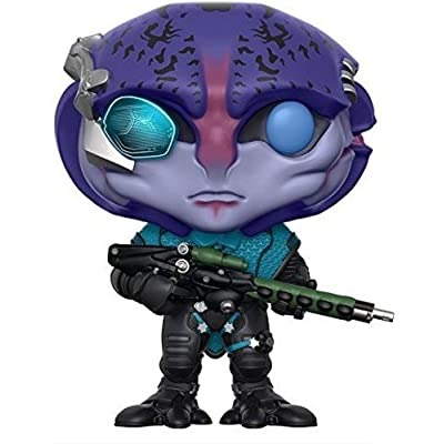 Funko POP Games: Mass Effect Andromeda Jaal Toy Figure: Funko Pop! Games:: Toys & Games