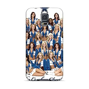 High Quality Dallas Cowboys Cheerleaders Case For Galaxy S5 / Perfect Case