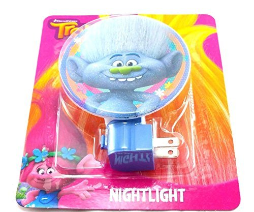 Dreamworks Trolls Guy Diamond Night Light