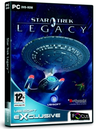 Star Trek: Legacy [PC Game] (Star Trek 360)