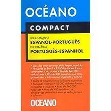 Diccionario Oceano Compact Espanol-portugues/oceano Compact Spanish-portuguese Dictionary (Diccionarios) (Spanish Edition)