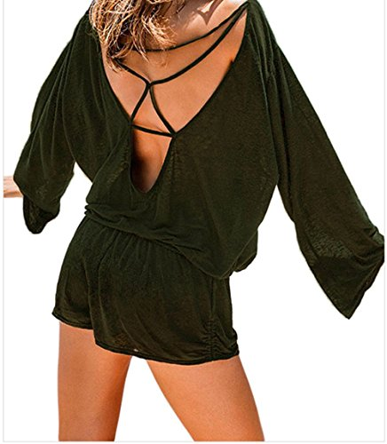 YeeATZ Oversize Bodice Long Sleeve Hollow-out Back - Wetsuits Cheapest