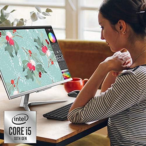 Acer Aspire C24-963-UA91 AIO Desktop, 23.8″ Full HD Display, 10th Gen Intel Core i3-1005G1, 8GB DDR4, 512GB NVMe M.2 SSD, 802.11ac WiFi 5, Wireless Keyboard and Mouse, Windows 10 Home 51TZggsID2L