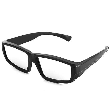 Faironly 3D anteojos de Eclipse Solar, visión Directa del Sol, protección de Ojos para