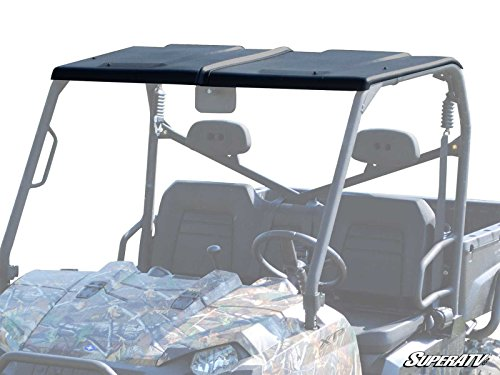 ger Midsize 400/500/800/570/EV Plastic Roof (2009-2014) - Easy to Install! (Polaris Ranger Roof)