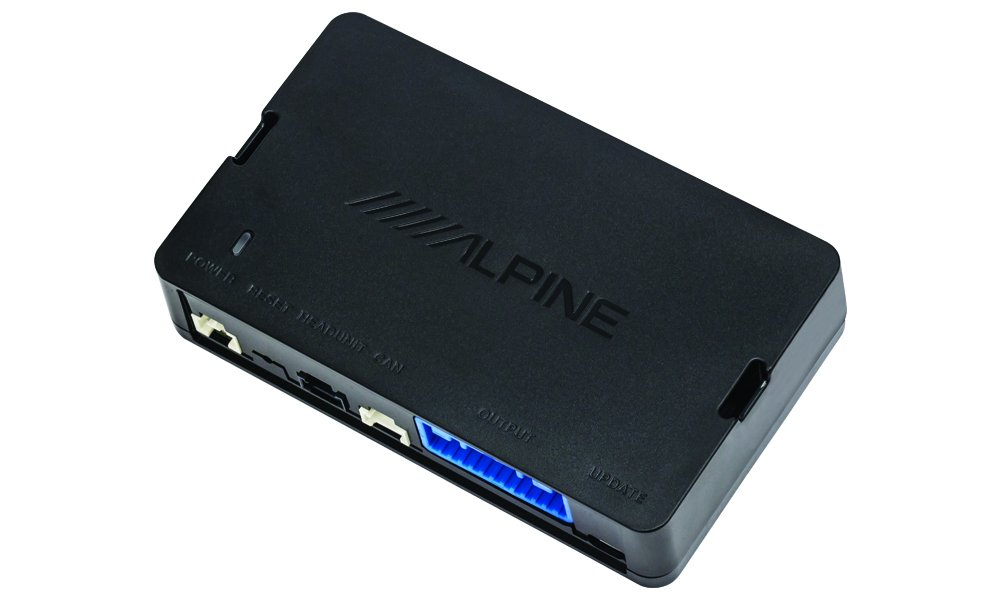 Alpine Electronics Restyle KAC-001 External Accessory Control Module for Select Dash Systems