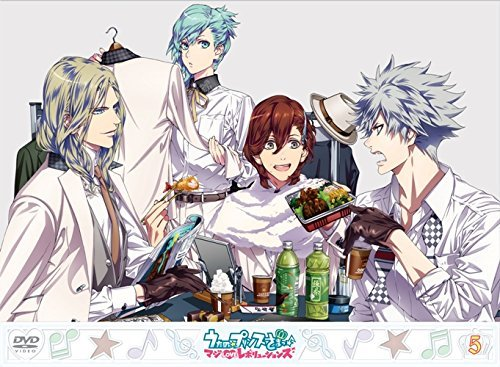 Animation - Uta No Prince-Sama Maji Love Revolutions 5 (DVD+CD) [Japan DVD] KIZB-209