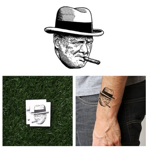 tattify-winston-churchill-temporary-tattoo-through-hell-set-of-2-other-styles-available-and-fashiona