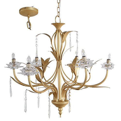 A&B Home Chandelier, 27 by 23-Inch ()