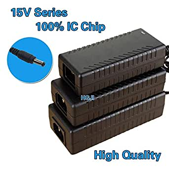 15V 3A 4V 5A 6A 8A AC DC Adapter 45W 60W 75W 90W 120W Switching Power Supply Charger 15V3A