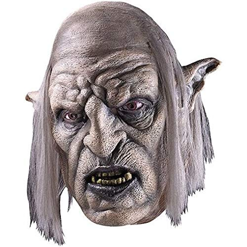 Lord of the Rings Orc Mask Costume Accessory ()
