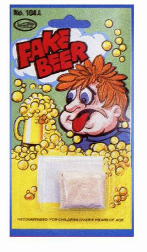 Forum Novelties 17125 Fake Beer Party Supplies (Pack of 12)