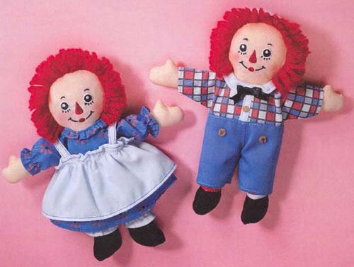 Classic Raggedy Ann & Andy 8