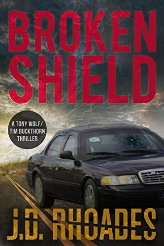 Broken Shield (Tony Wolf/Tim Buckthorn) cover
