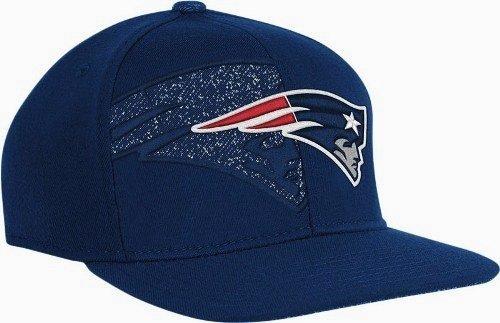 Reebok New England Patriots Sideline 2011 Player 2nd Season Hat Small/Medium