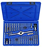 Irwin Tools 1840235 Performance Threading System Self-Aligning Tap Set-Machine Screw/Fractional/Metric, 41-Piece
